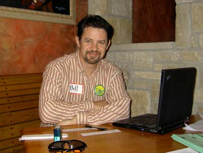 at the 2008 Travis County, Texas Green Party Convention