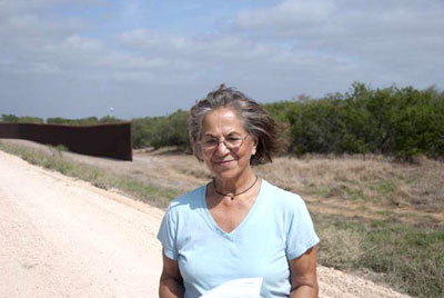 Margo Tamez, activist, poet, and scholar testified in Oct. 2008 at the Organization of American Statesí Inter-American Commission on Human Rights (IACHR-OAS).