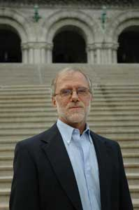Howie Hawkins. Photo by Deyva Arthur
